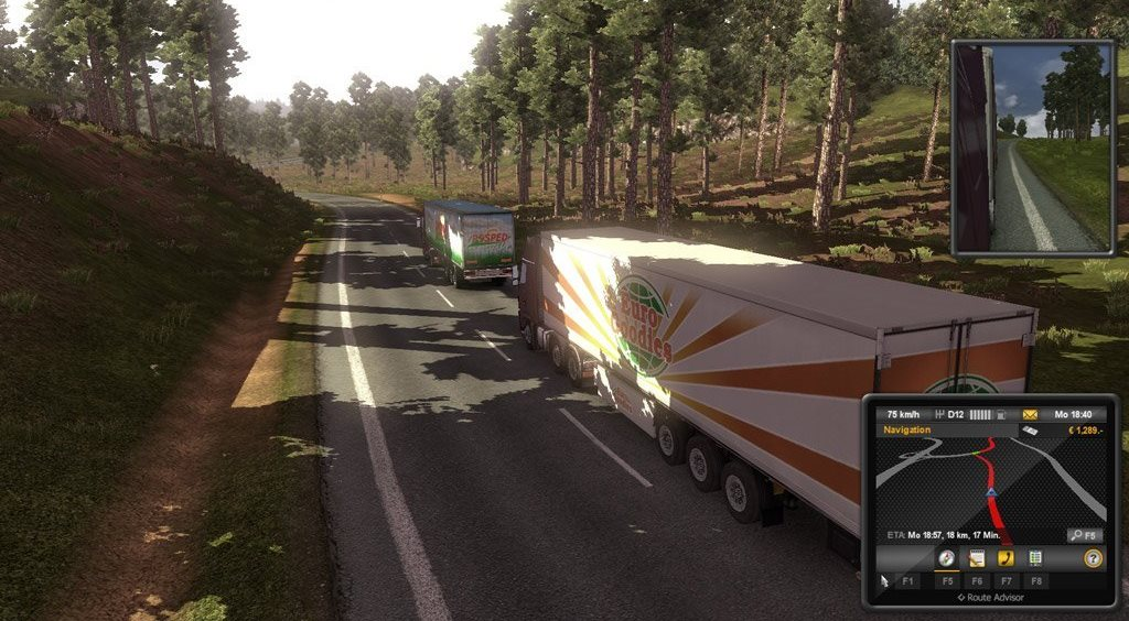 euro truck simulator 2 download. Black Bedroom Furniture Sets. Home Design Ideas