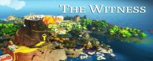 The Witness heruntenlanded
