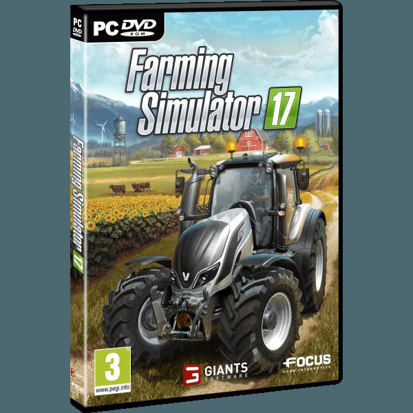 Farming Simulator 17 herunterladen