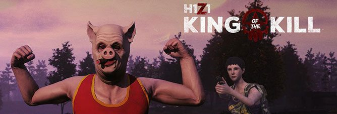 H1Z1: King of the Kill herunterladen
