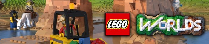 Reloaded LEGO Worlds repack