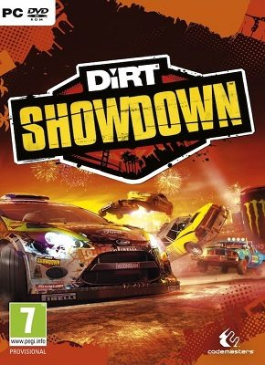 Reloaded DiRT Showdown skidrow