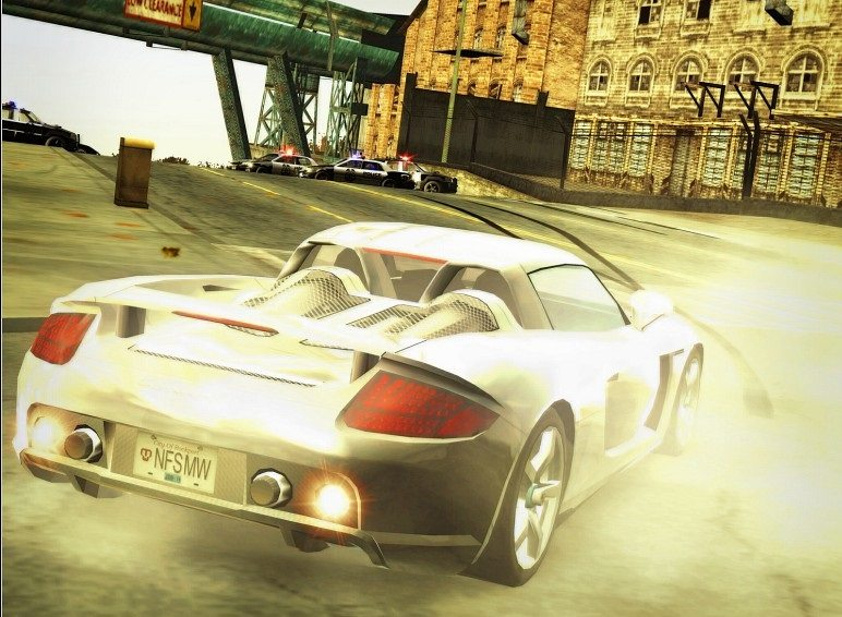 Need for Speed Most Wanted (2005) Download - Lade NFS MW