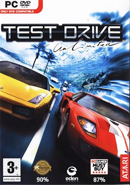 Test Drive Unlimited Download