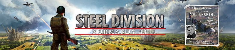 Steel Division: Normandy 44 steam