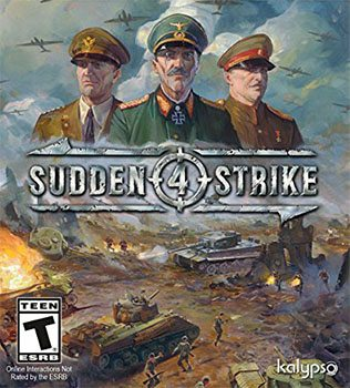 Sudden Strike 4 Herunterladen