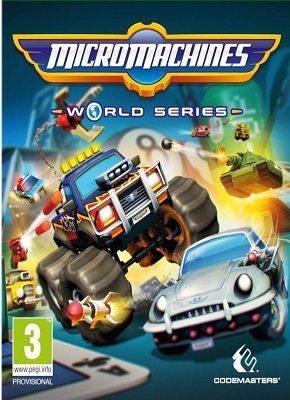 Micro Machines: World Series PC steam