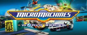 Micro Machines World Series steam