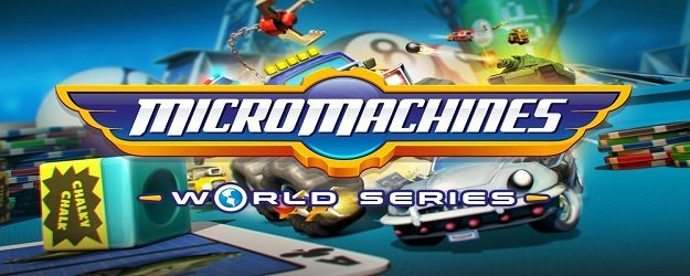 Micro Machines World Series steam