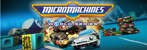 Micro Machines: World Series warez-bb