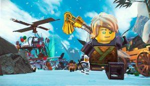 LEGO Ninjago crack