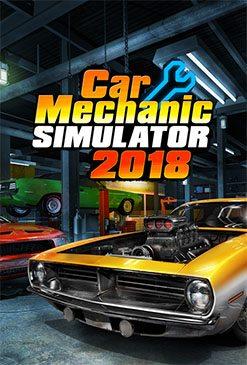 Car Mechanic Simulator 2018 Herunterladen