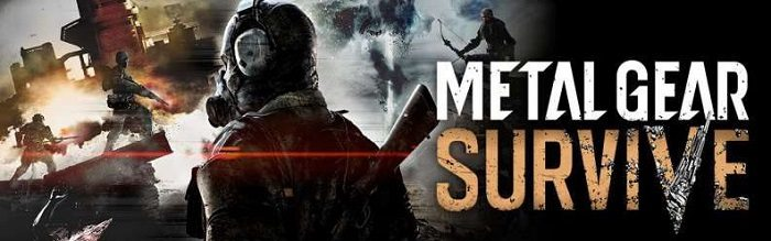 Metal Gear Survive crack
