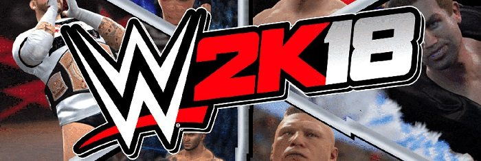 WWE 2K18 steam
