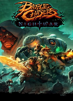 Battle Chasers Nightwar prophet