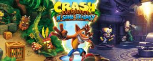 Crash Bandicoot N. Sane Trilogy Download