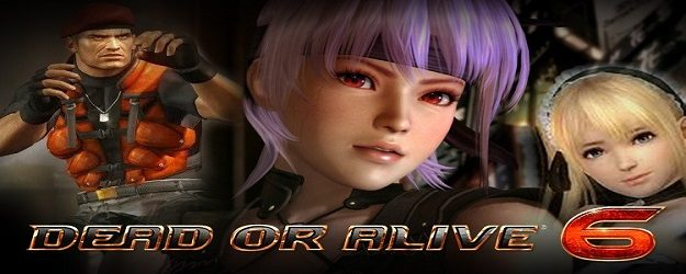 Dead or Alive 6 skidrow