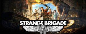 Strange Brigade Kostenlose Spiele