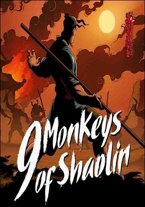 9 Monkeys of Shaolin game reloaded