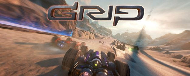 GRIP steam