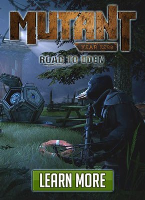 Spiele Mutant Year Zero Road to Eden skidrow